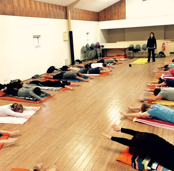 Looking back on the Winter Boost Yoga Intensive