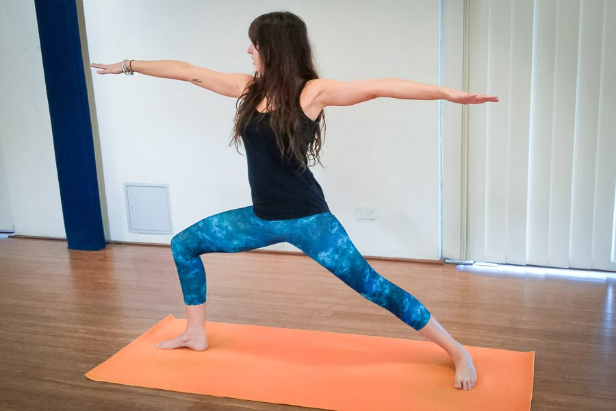 Karina shares her story on how regular and intensive yoga programs at Lunge have transformed her body and lifestyle