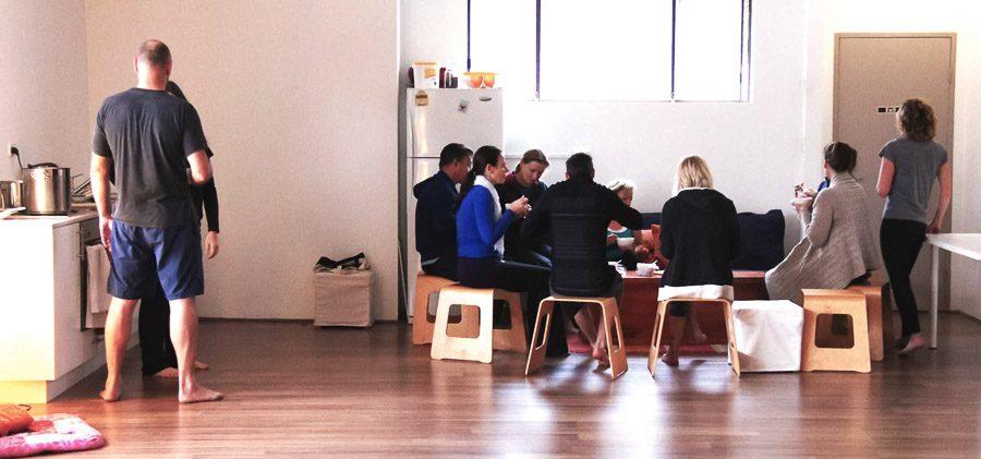 Yoga at Work – Executive Yoga Workshop with Lunge Yoga