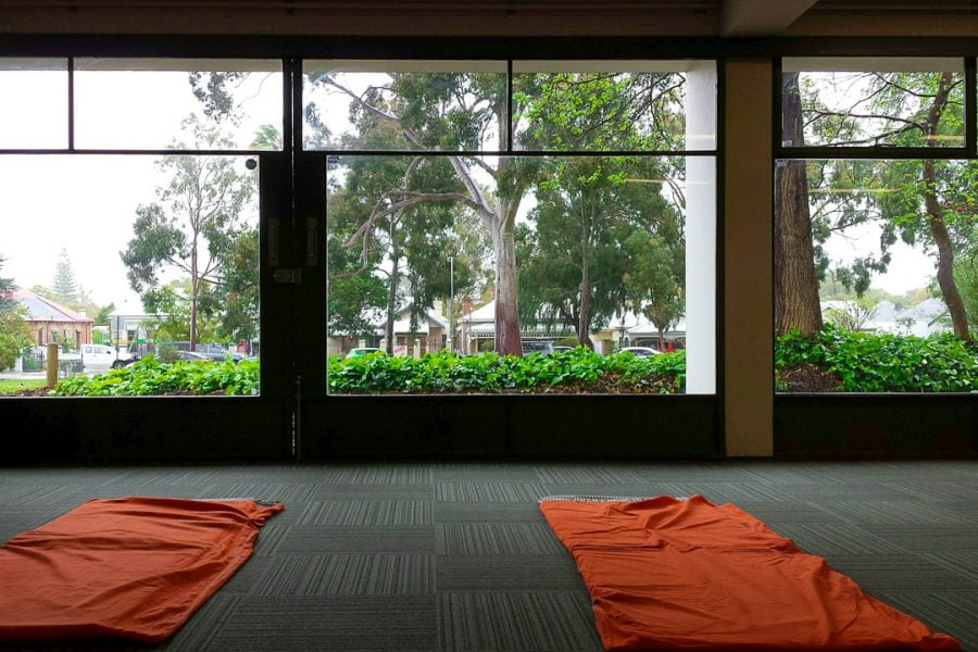 Japanese Yoga in Subiaco