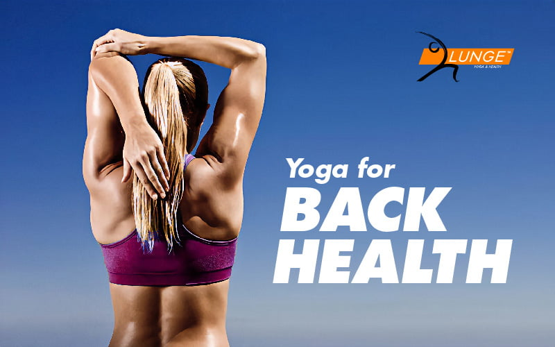 Yoga for Back Health