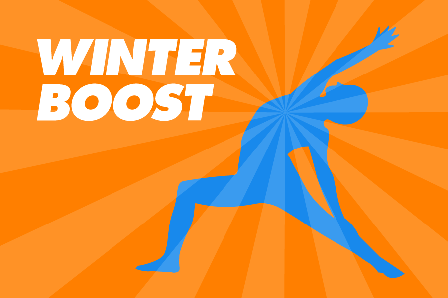 Lunge Yoga Winter Boost Workshop