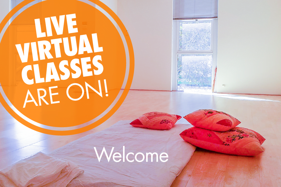 Live Virtual Classes are On!
